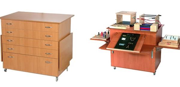 Удобный стол в комплекте