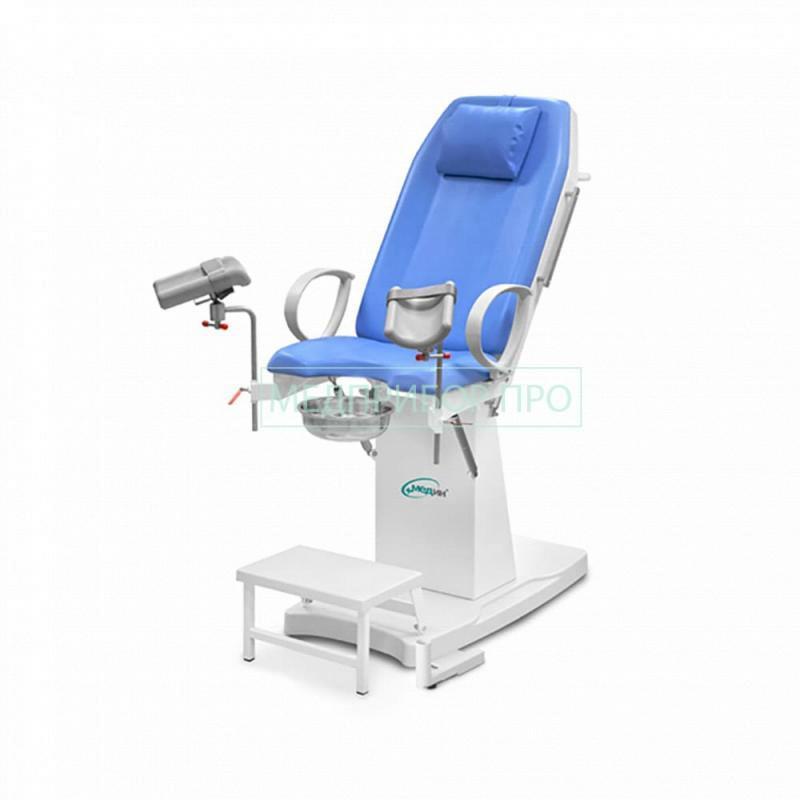 Медин КГМ-4 - кресло гинекологическое