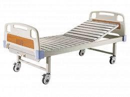 Кровать функциональная медицинская BLT 8538 (G) 1 функция, механика, 2 секции