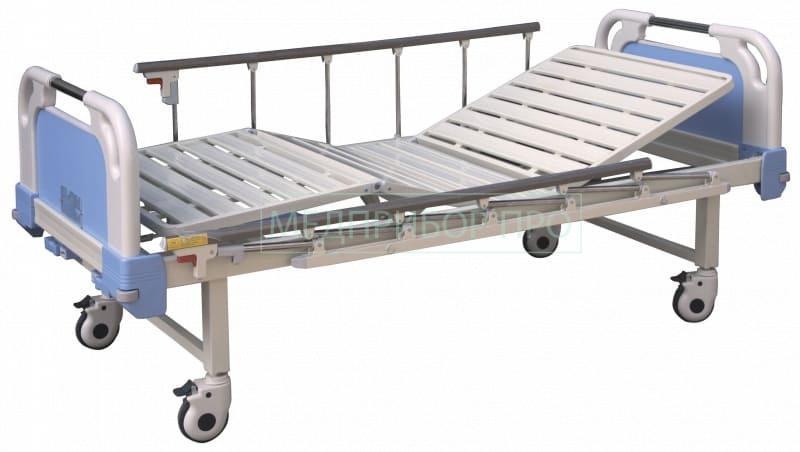 Кровать медицинская функциональная механическая BLT 8538 (G)