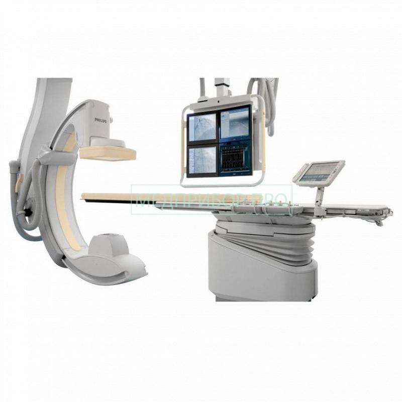 Philips NeuroSuite - решение на базе ангиографической системы