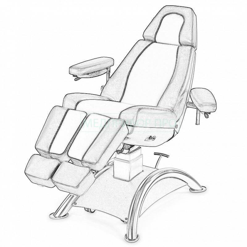 Характеристики кресла Capre RC3