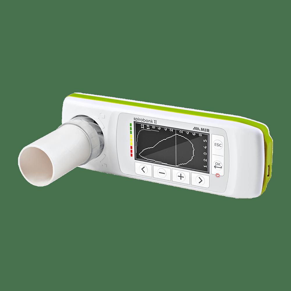 Mir Spirobank II Basic - портативный спирометр