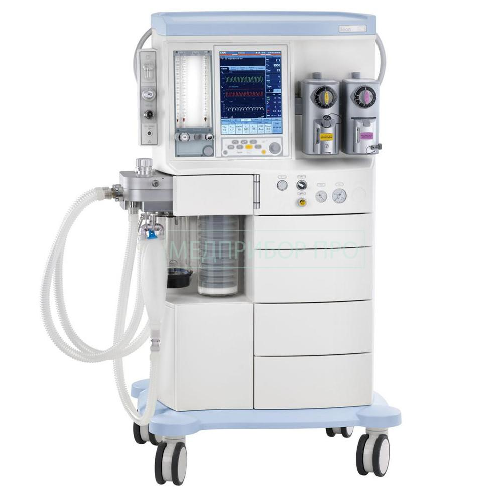 Weinmann LEON - универсальный наркозно-дыхательный аппарат