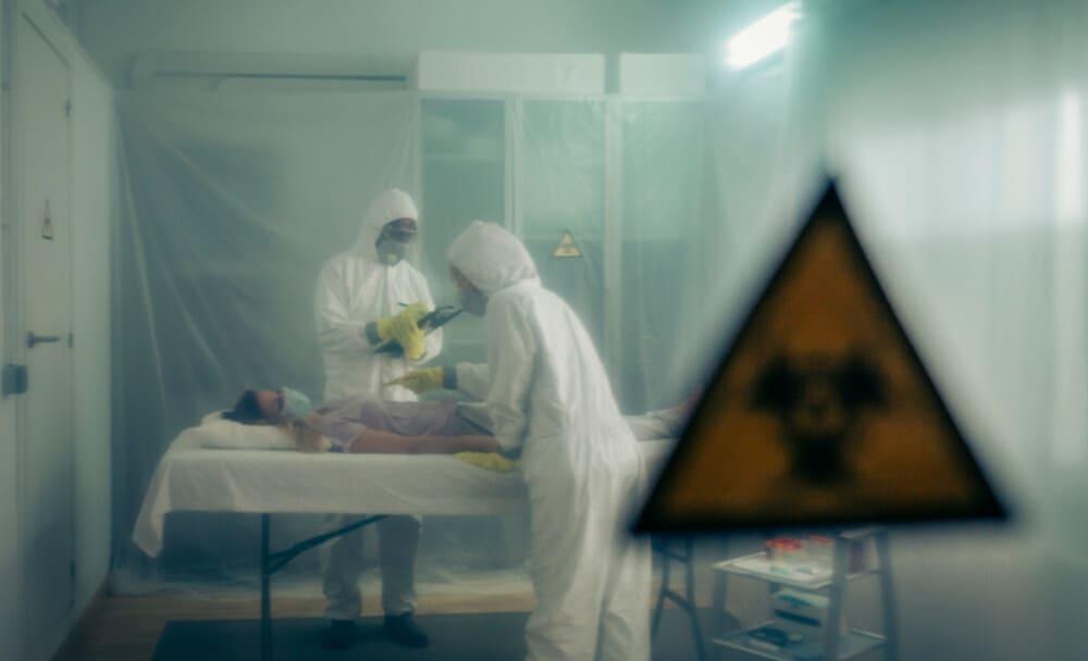 ИВЛ при коронавирусе