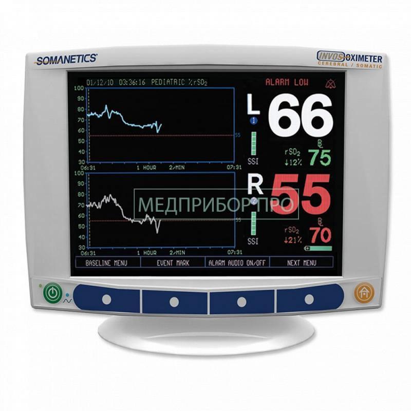 Medtronic Invos 5100C - церебральный-соматический оксиметр