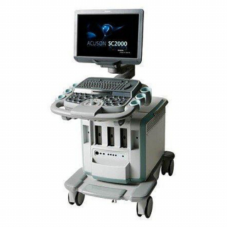 Siemens ACUSON SC2000 — УЗ система экспертного класса