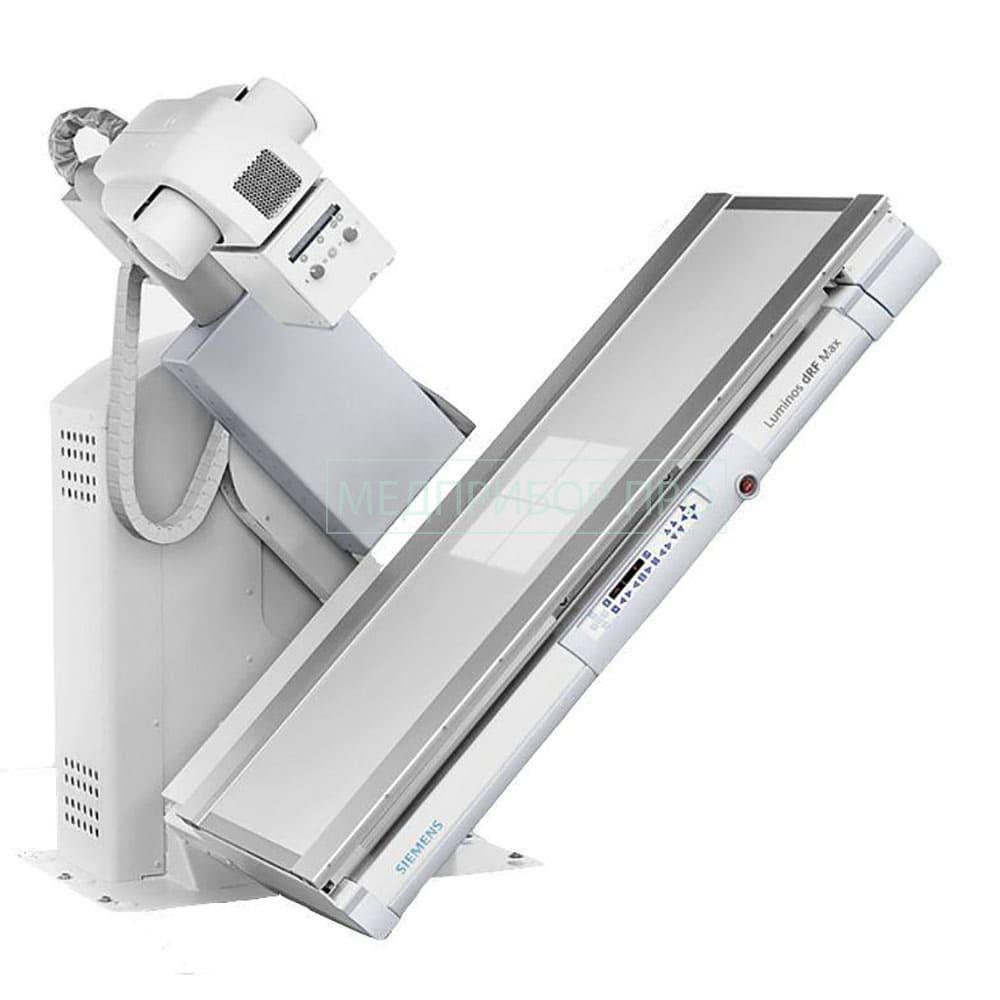 Siemens Luminos dRF Max — система рентгенографии и рентгеноскопии