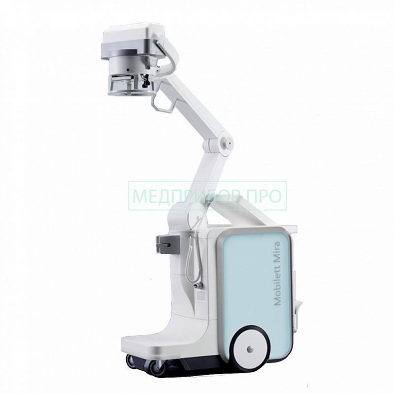 Siemens Mobilett Mira Max — мобильный рентгеновский аппарат