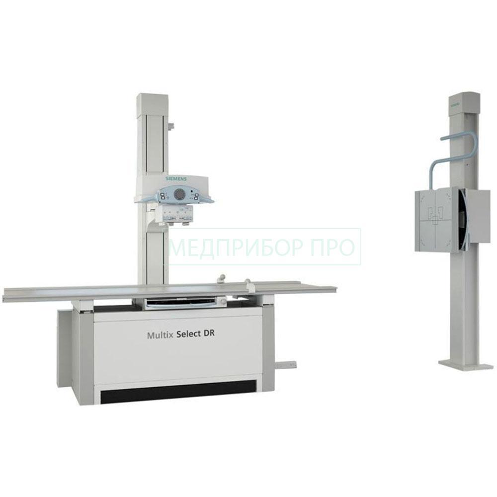 Siemens Multix Select DR — рентгенографический аппарат