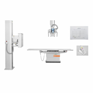 Siemens Ysio Max - рентгенографический комплекс