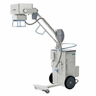 Siemens Polymobil Plus — мобильный рентгеновский аппарат