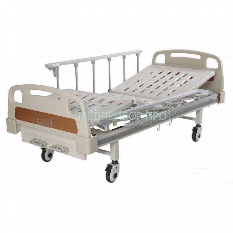 HI-LIFE Technology XHS20D - кровать медицинская 4-секционная механическая