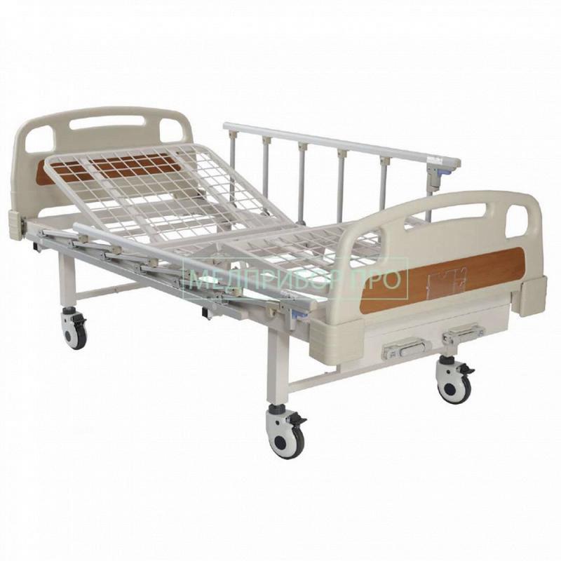 HI-LIFE Technology XHS20E - кровать медицинская 4-секционная механическая