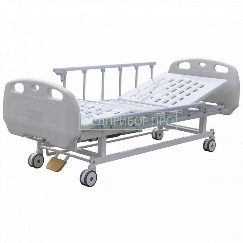 HI-LIFE Technology XHS20F - кровать медицинская 4-секционная механическая