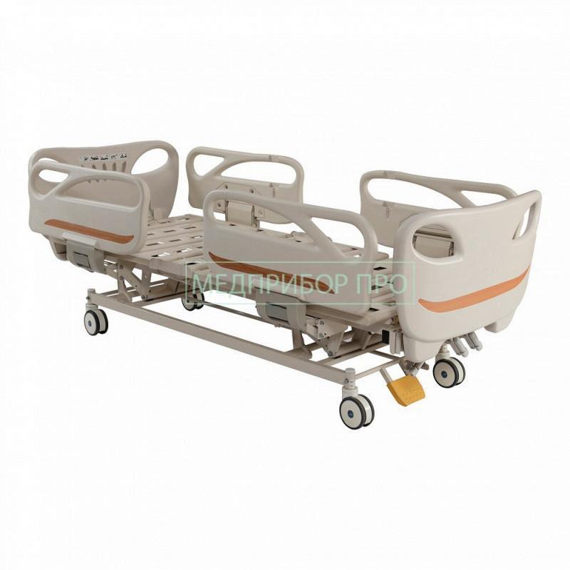 HI-LIFE Technology XHS30А - кровать медицинская 4-секционная с регулировкой по высоте