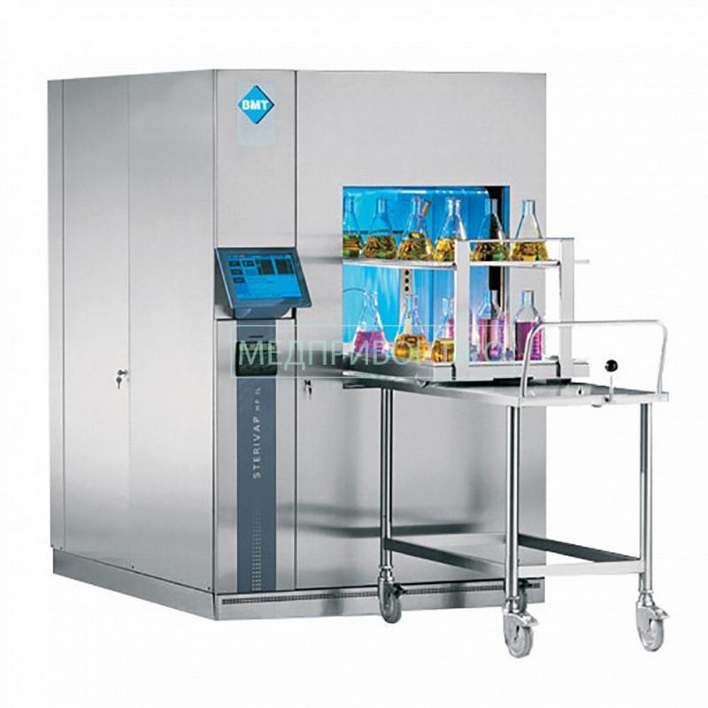 STERIVAP HP - паровой стерилизатор 148-1490 л