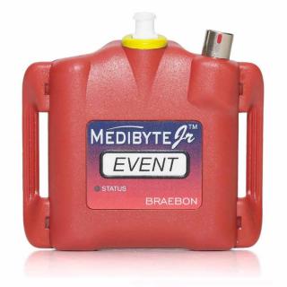 Medibyte MP-5 Braebon - диагностика нарушения дыхания во время сна