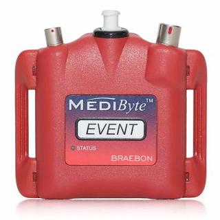 Medibyte MP-8 Braebon - регистратор для лаборатории медицины сна