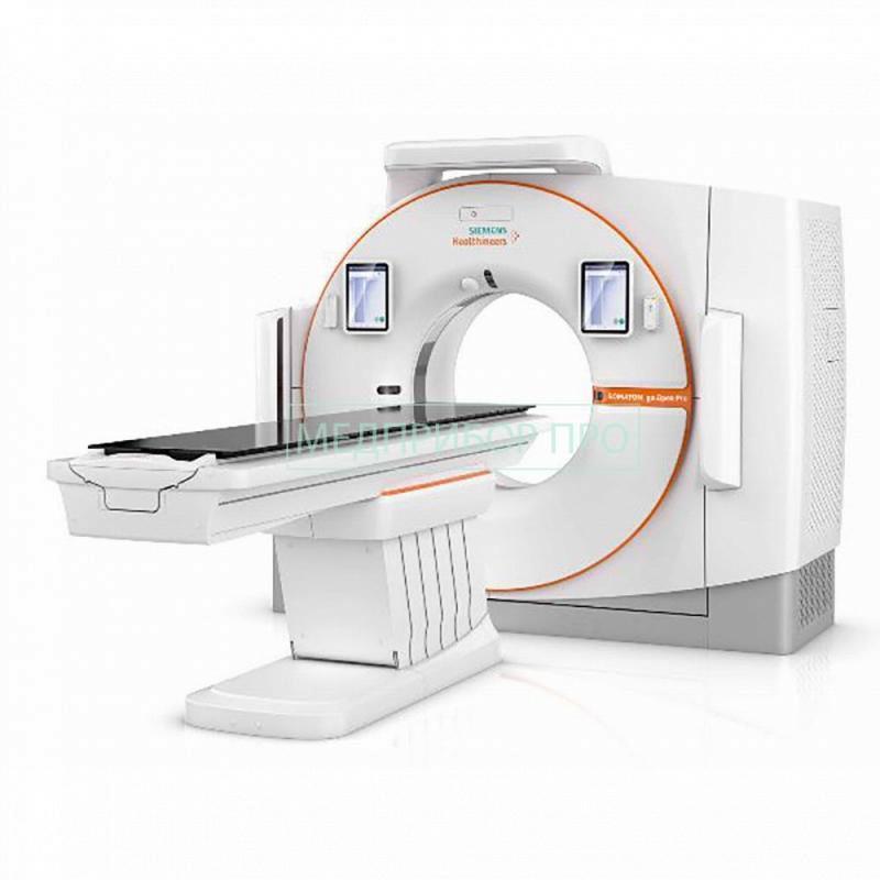 Siemens SOMATOM go.Top - компьютерный томограф