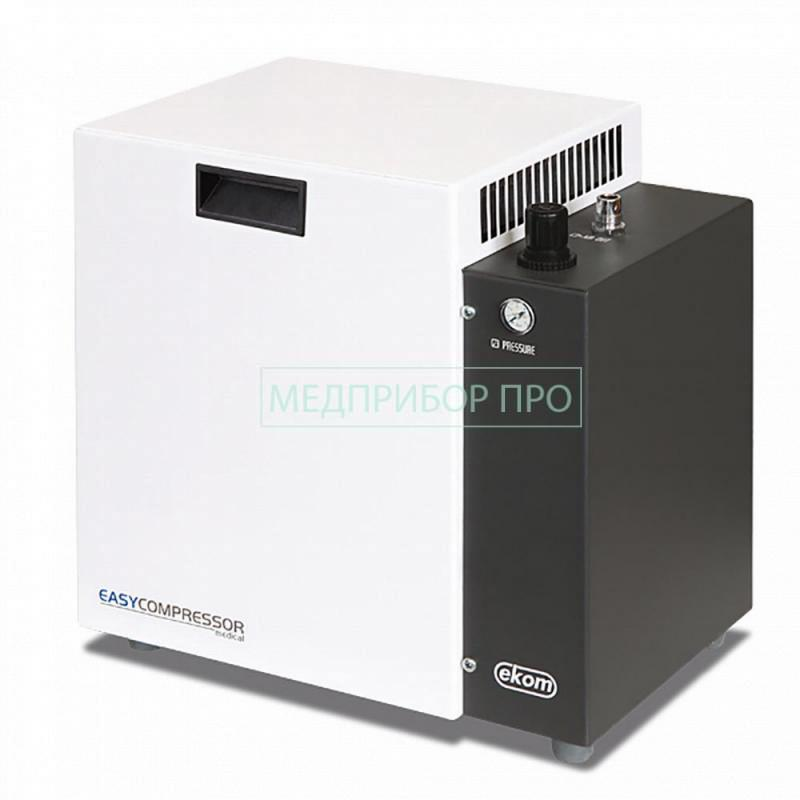 Ekom DK50 DE LOW FLOW - компрессор медицинский 20 литров