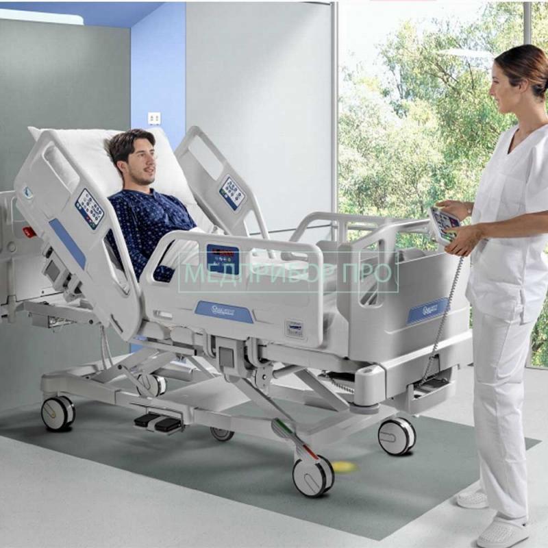 Купить итальянскую медицинскую кровать
