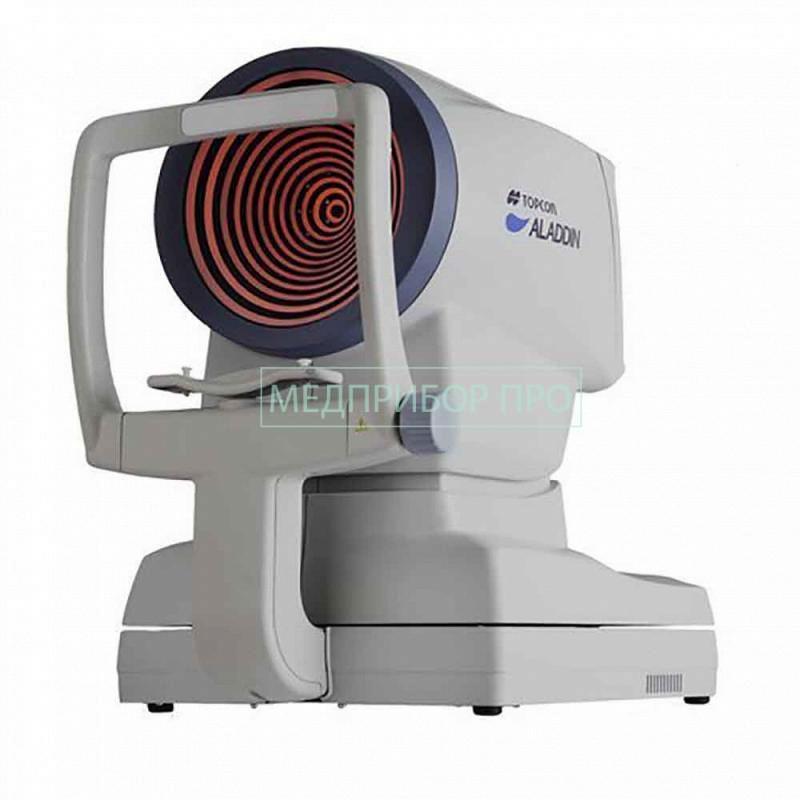 Topcon ALADDIN - система оптической биометрии и топографии