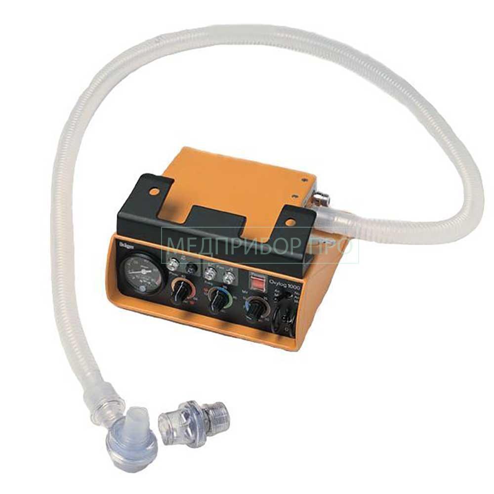 Dräger Oxylog 1000 - аппарат ИВЛ