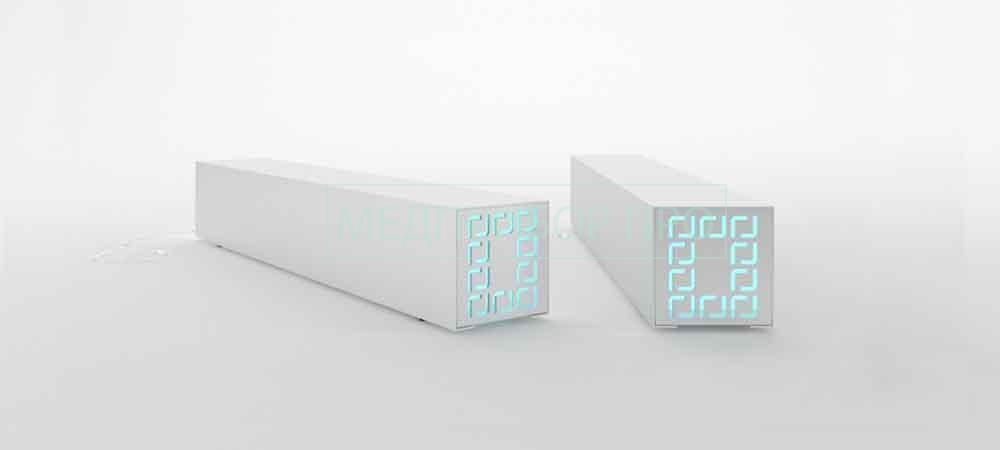 Рециркуляторы белые 25 Вт