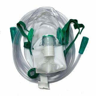 Маска кислородная для взрослых ( высокой концентрации )