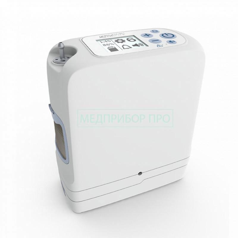 Scaleo P5 - портативный концентратор кислорода
